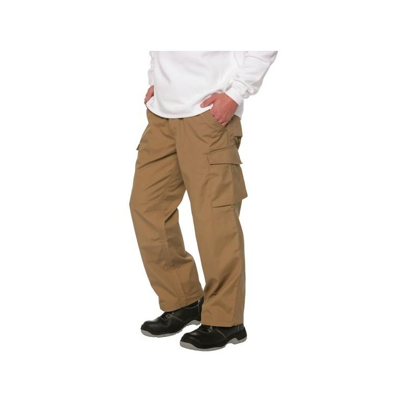 Practical Helly Hansen Workwear Lymington Short Sleeve Shirt Dark Khaki Gr.s Arbeitskleidung & -schutz
