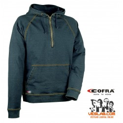 COFRA WIGHT JEANS SWEAT-SHIRT