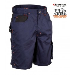 COFRA TILE WORK SHORTS