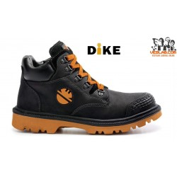 DIKE DINT H S3 HRO SRC BLACK SAFETY BOOTS
