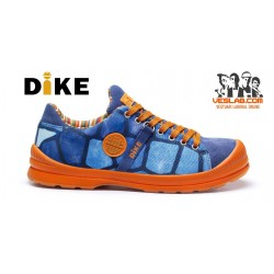 DIKE SUPERB S1P SRC BURNED SAFETY SHOES