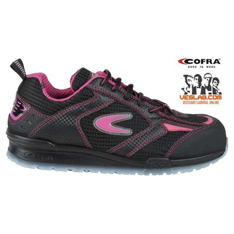 grande vendita migliore qualità nuovo autentico COFRA EVA S1 P SRC SAFETY TRAINERS