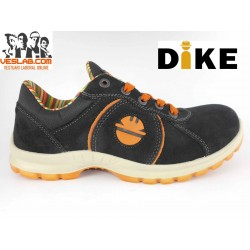 DIKE ADVANCE S1P SRC BLACK SAFETY SHOES