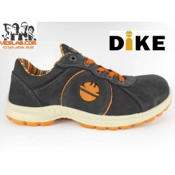 DIKE ADVANCE S3 SRC BLACK SAFETY SHOES