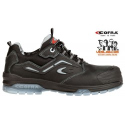 COFRA MONET BLACK S3 SRC SAFETY TRAINERS