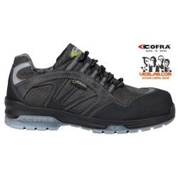 CALÇAT SEGURETAT GORE-TEX COFRA POLKA BLACK S3 WR SRC