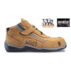BOTA DE SEGURIDAD SPARCO TEAMWORK RACING HIGH S3