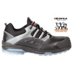 COFRA CARAVAGGIO BLACK S3 CI SRC SAFETY SHOES