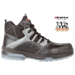 COFRA MODIGLIANI BLACK S3 CI SRC SAFETY SHOES