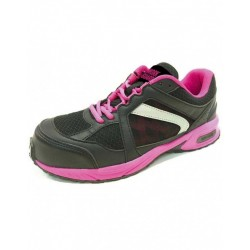 WOMAN SAFETY  SPORTS SHOES