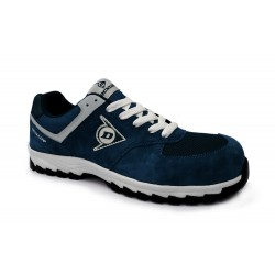 DUNLOP FLYING ARROW SAFETY SHOES NAVY