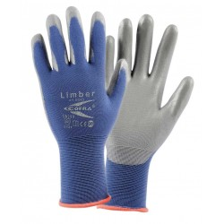 COFRA LIMBER (PU) GLOVES PACK 12 uts.