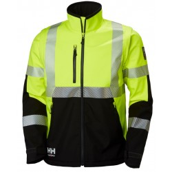 HH ICU SOFTSHELL JACKET