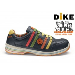 DIKE MEET S3 SRC BLACK SAFETY SHOES