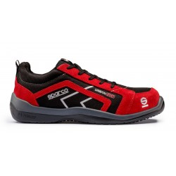 SPARCO TEAMWORK URBAN EVO S1P SRC SAFETY BOOTS