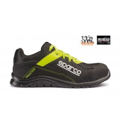 SPARCO TEAMWORK PRACTICE S1P SRC SAFETY BOOTS