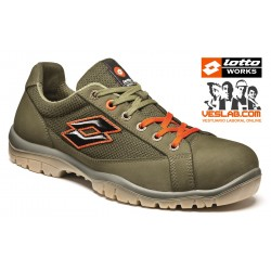 CHAUSSURES LOTTO JUMP 500 S1P Q8515