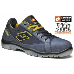 CHAUSSURES LOTTO JUMP 500 S1P Q1997