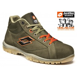 LOTTO JUMP  900 MID S3 SRC SAFETY SHOES