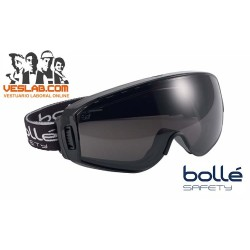 BOLLÉ PILOT SMOKED SAFETY GLASSES