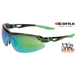 COFRA REVOLUX GREEN GLASSES