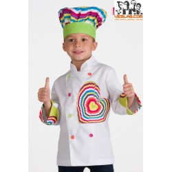 LACLA KITCHEN COAT CHILDREN