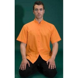 CHEMISE HOMME MANCHES COURTES ROGER