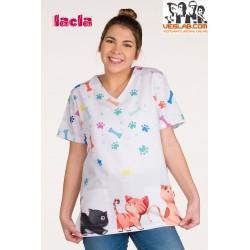 LACLA COAT CATS