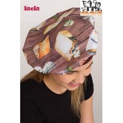 LACLA CHEESES HAT