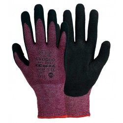 GUANTES COFRA EVODUO (Nitrilo) Pack 12 uds.