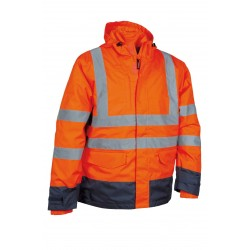 "COFRA TELSEN ""3 IN 1"" JACKET"