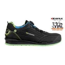 COFRA BURST S3 ESD SRC SAFETY TRAINERS