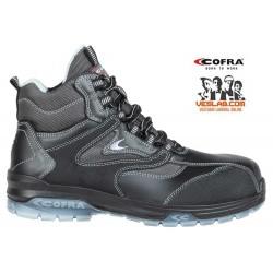 COFRA REGGAE BLACK S3 CI SRC SAFETY BOOTS