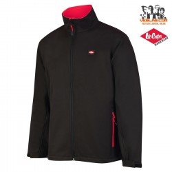 JAQUETA SOFTSHELL LEE COOPER