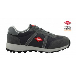 LEE COOPER STEEL TOE P/R MIDSOLE SAFETY SHOE S1P SRA