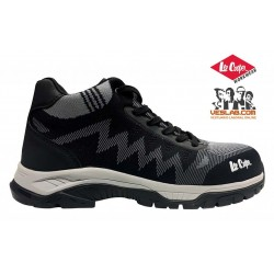 LEE COOPER KNITTED MIDCUT SAFETY BOOTS S1P SRA
