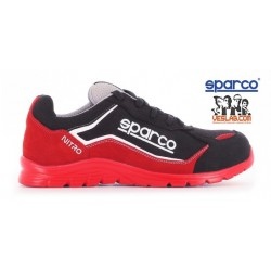 SPARCO TEAMWORK PRACTICE S3 SRC SAFETY BOOTS