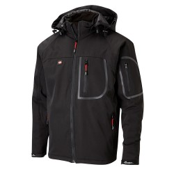 VESTE SOFTSHELL LEE COOPER