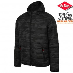 LEE COOPER CAMO PADDED JACKET