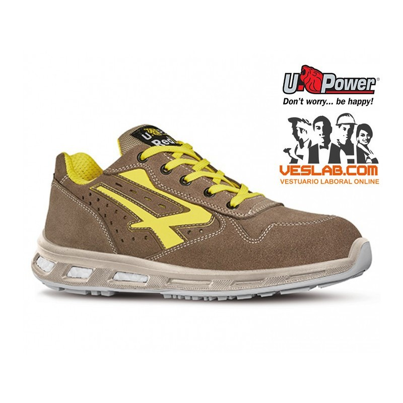 ZAPATO U-POWER ADVENTURE S1P CON CÁMARA