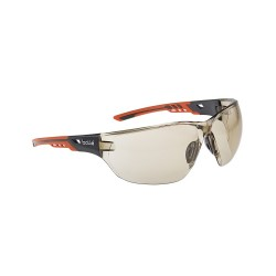 BOLLE SAFETY NESS+ SMOKED GLASSES