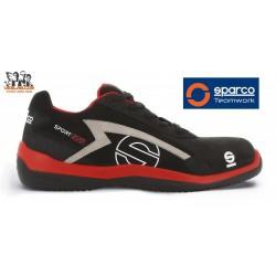 SPARCO TEAMWORK SPORT EVO S3 SRC SAFETY BOOTS