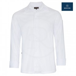 CHEF JACKET CUT STYLE SHIRT