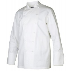 COTTON CHEF JACKET