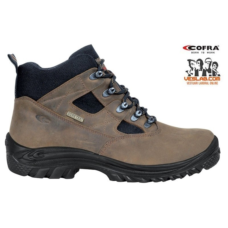COFRA TORONTO GORE-TEX S3 WR SRC SAFETY BOOTS
