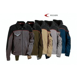 FLEECE JACKET COFRA RIDER