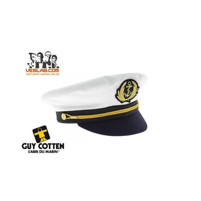 GUY COTTEN COMODORE SAILOR CAP