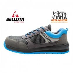 BELLOTA STREET BLACK BLUE S1P SRC SAFETY SHOES