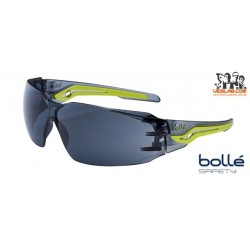 LUNETTES BOLLE SAFETY SILEX FUMÉE