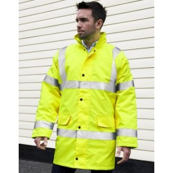 HIGH-VIZ MOTORWAY JACKET